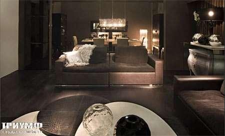 Итальянская мебель Fendi Casa - Диван Dama
