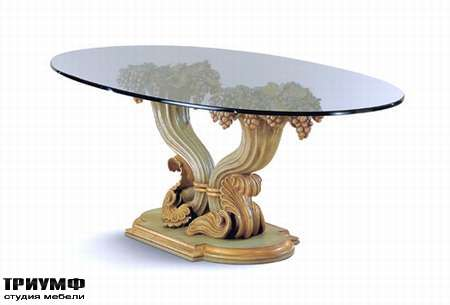 Итальянская мебель Chelini - стол арт FTPY 565