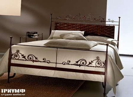 Итальянская мебель Ciacci - Кровать Lucrezia