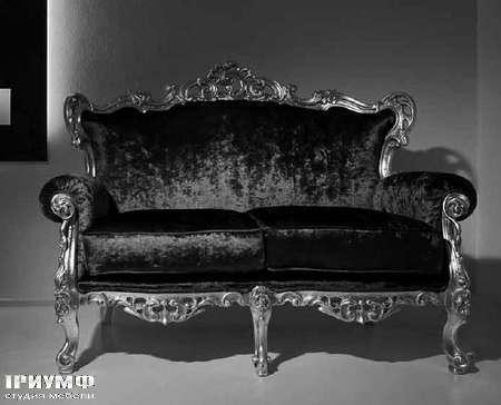 Итальянская мебель DV Home Collection - Диван Gossip