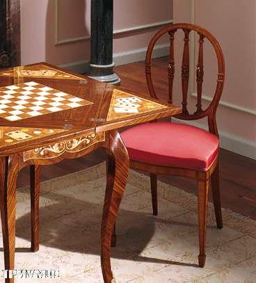 Итальянская мебель Colombo Mobili - Стул арт.5567 кол. Cimarosa
