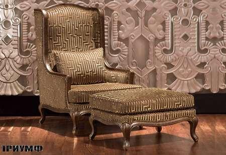 Английская мебель Duresta - кресло высокое