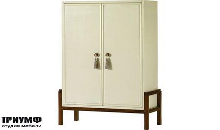 Американская мебель Baker - Teabox Lacquer Cabinet