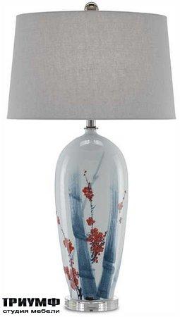 Американская мебель Currey and Company - Arine Table Lamp
