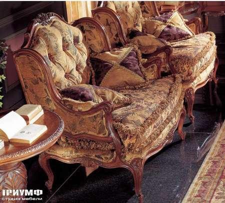 Итальянская мебель Jumbo Collection - Кресло SHE-51