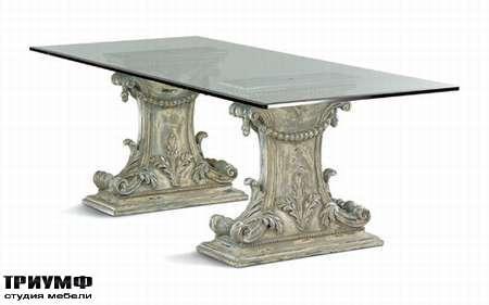 Итальянская мебель Chelini - стол арт FTPY 828