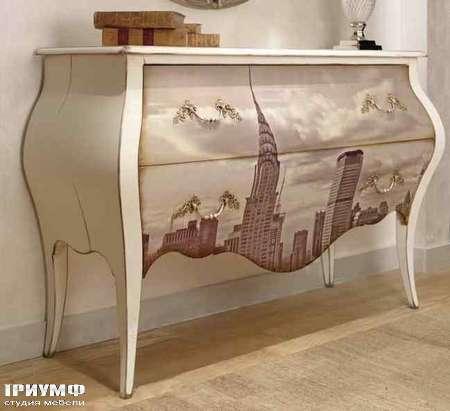 Итальянская мебель Grande Arredo - Комод Vague