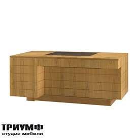 Итальянская мебель Morelato - Стол руководителя кол. 900