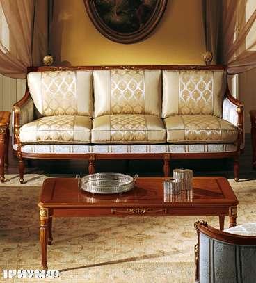 Итальянская мебель Colombo Mobili - Диван 3х местный 273.Р3 кол. Vivaldi