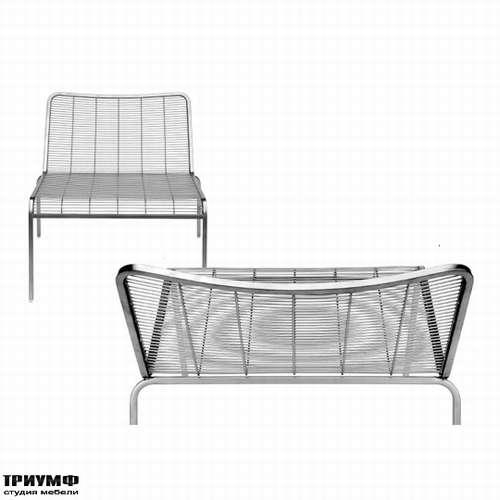 Итальянская мебель Lapalma - Полукресло ARIAPOLTRONA