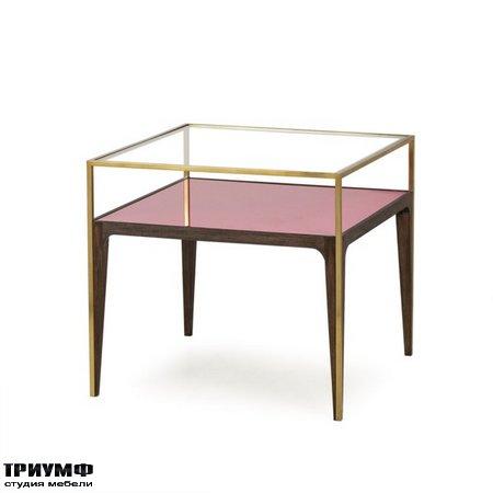 Американская мебель Boyd - Rubylite side table