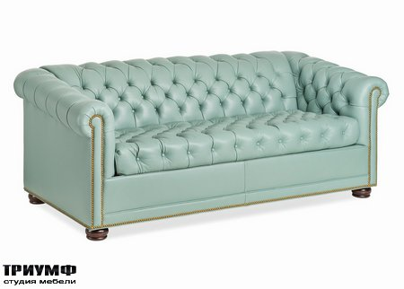 Американская мебель Hancock & Moore - Chesterfield Sleep Sofa