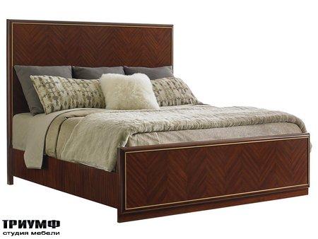 Американская мебель Lexington - Carlyle Panel Bed