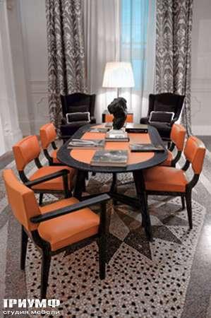 Итальянская мебель Chelini - стул арт 5002 5003