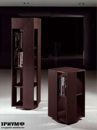Итальянская мебель Longhi - Тумба CA2