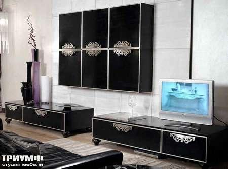Итальянская мебель Grande Arredo - Композиция Odisseo