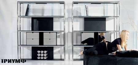 Итальянская мебель Rivolta - стеллаж Brera
