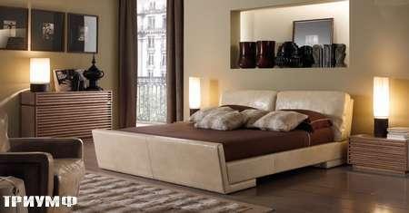 Итальянская мебель Ulivi  - кровать--Alison