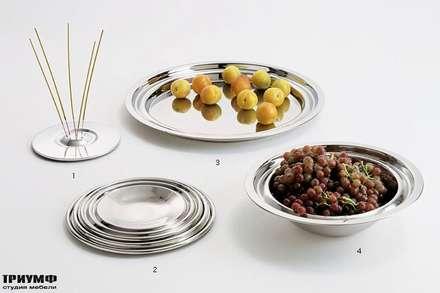 Итальянская мебель Driade - Блюда Appam и Muzafir