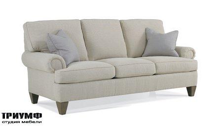 Американская мебель Hickory White - Wilton Court Sofa