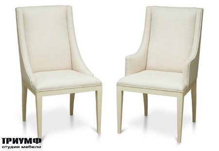 Американская мебель Scarborough House - N SH25 050817 Side Chair SH26 050817 Arm Chair