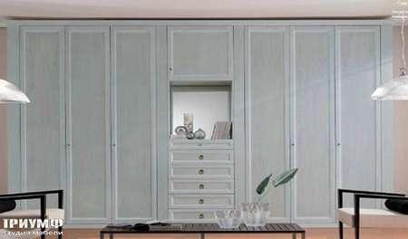 Итальянская мебель Ferretti e Ferretti - Шкаф голубой, morfeo