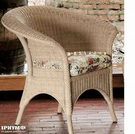Итальянская мебель Varaschin - Кресло Onda Lary II