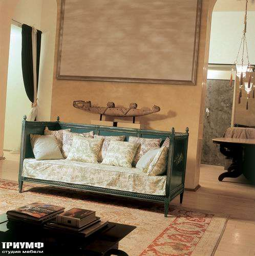 Итальянская мебель Salda - Диван   cod: 8510