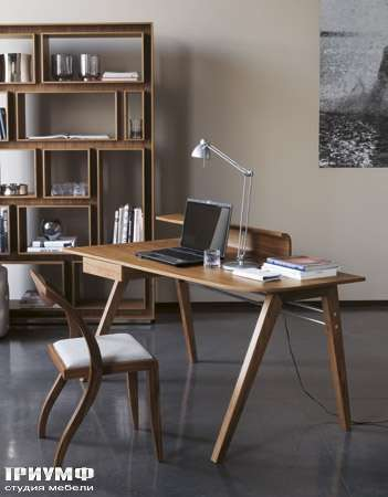 Итальянская мебель Porada - Рабочий стол pablo
