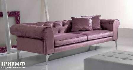 Итальянская мебель DV Home Collection - Диван Total