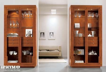 Итальянская мебель Sellaro  - Витрина Appia