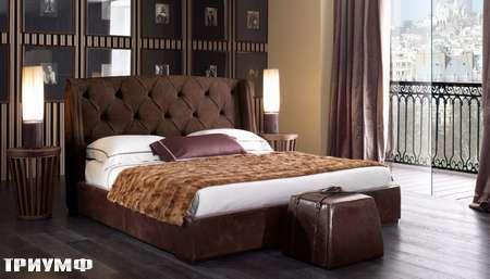 Итальянская мебель Ulivi  - кровать-DAMIEN