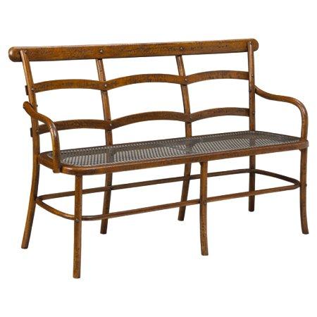 Американская мебель French Heritage - Chevell Three Seater Dining Bench