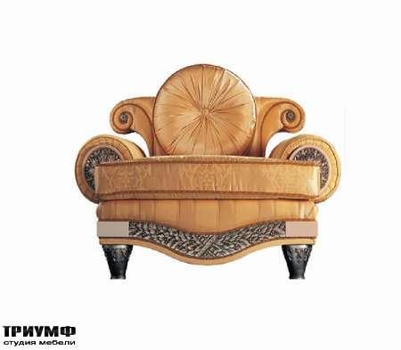 Итальянская мебель Jumbo Collection - Кресло VDL-71