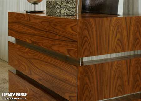 Итальянская мебель Mobilidea - Комод hollywood арт.5254