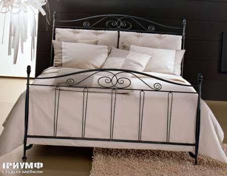 Итальянская мебель Ciacci - Кровать Miriam