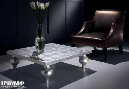 Итальянская мебель DV Home Collection - Журнальный стол Envy