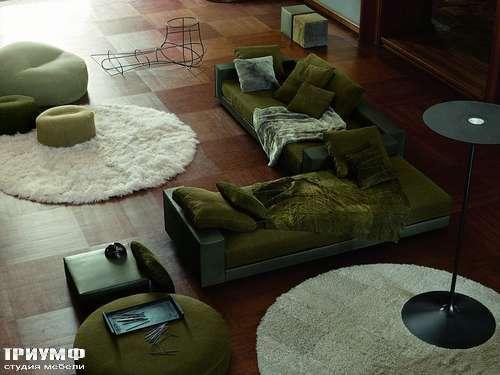 Итальянская мебель Ivano Redaelli - Диван модульный You and me
