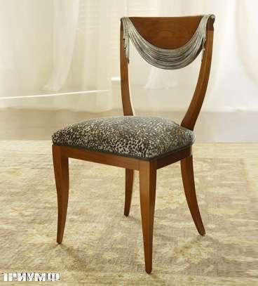 Итальянская мебель Colombo Mobili - Стул в стиле Бидермайер кол. Morricone