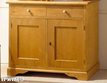 Итальянская мебель De Baggis - Комод 20-001
