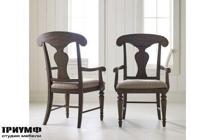 Американская мебель Legacy Classic - Brookhaven Splat Back Arm Chair