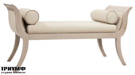 Американская мебель Vanguard - Graylyn Bench