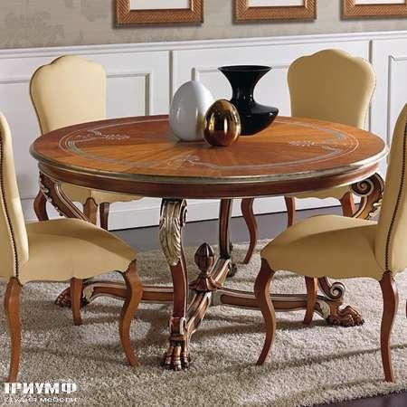 Итальянская мебель Seven Sedie - Стол Leone