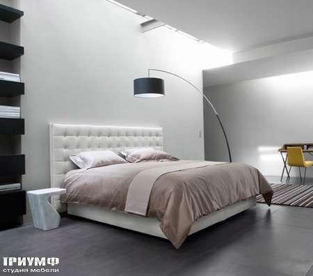 Итальянская мебель Ligne Roset - кровать Nador