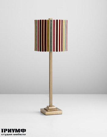 Американская мебель Cyan Design - Santa Cruz lamp