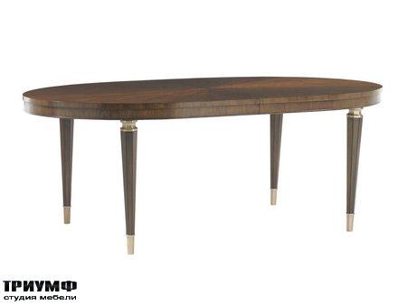 Американская мебель Lexington - Drake Oval Dining Table