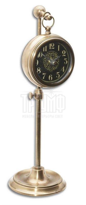 Американская мебель Uttermost - Часы карманные на телескопической ножке Thuret 06069