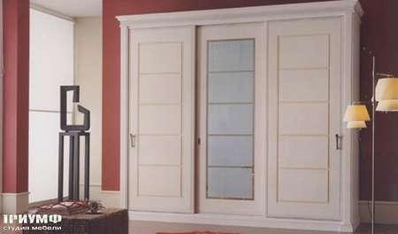Итальянская мебель Ferretti e Ferretti - Шкаф с тремя дверьми osaka