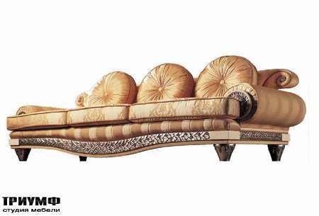 Итальянская мебель Jumbo Collection - Диван VDL-73
