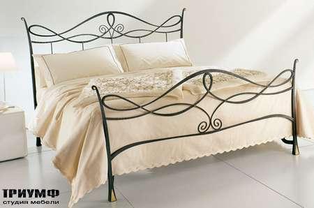 Итальянская мебель Ciacci - Кровать Morgana